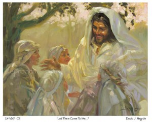 religious-art-christ-jesus-with-children-2